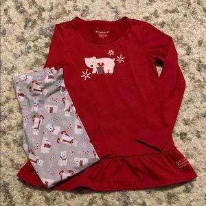American Girl Holiday Pajamas